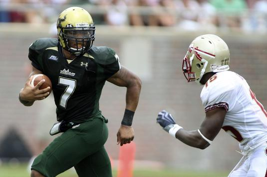For USF's Daniels, FSU game nothing personal