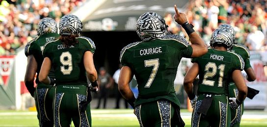 2012: Skip's Junior Campaign | Inked: South Florida's New Under Armour Deal | By Matt Manuri