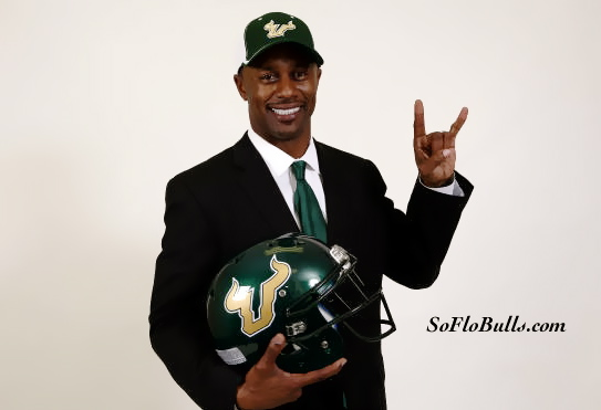 Ranking the Coaching Hires: #5 South Florida | by Travis Haney | ESPN.com | SoFloBulls.com |