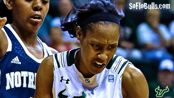 Andrea & Andrell Smith Lead Bulls Toward Tourney | by Matthew Manuri | SoFloBulls.com |
