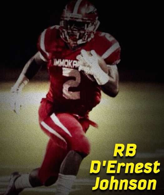 Immokalee RB D'Ernest Johnson | USF Football Class of 2014