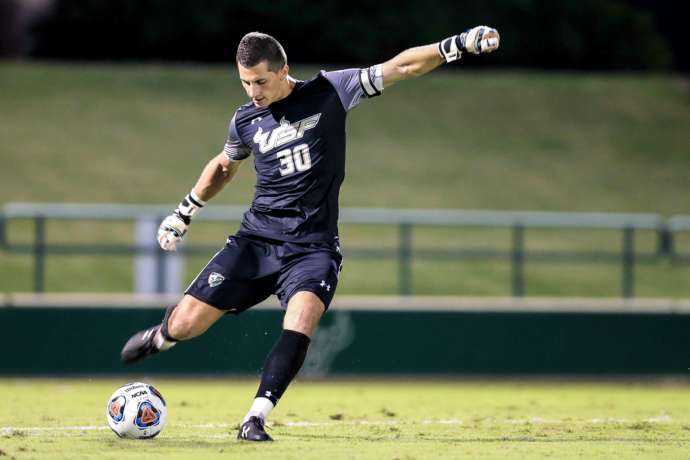 USF Men's Soccer No. 30 Spasoje Stefanovic HD (2353x1569)