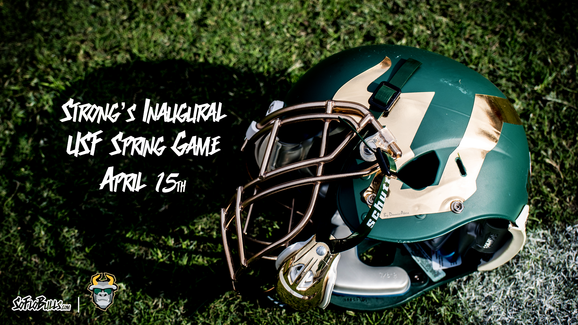 Strong's Inaugural USF Spring Game April 15th by Dennis Akers | SoFloBulls.com (1920x1080)