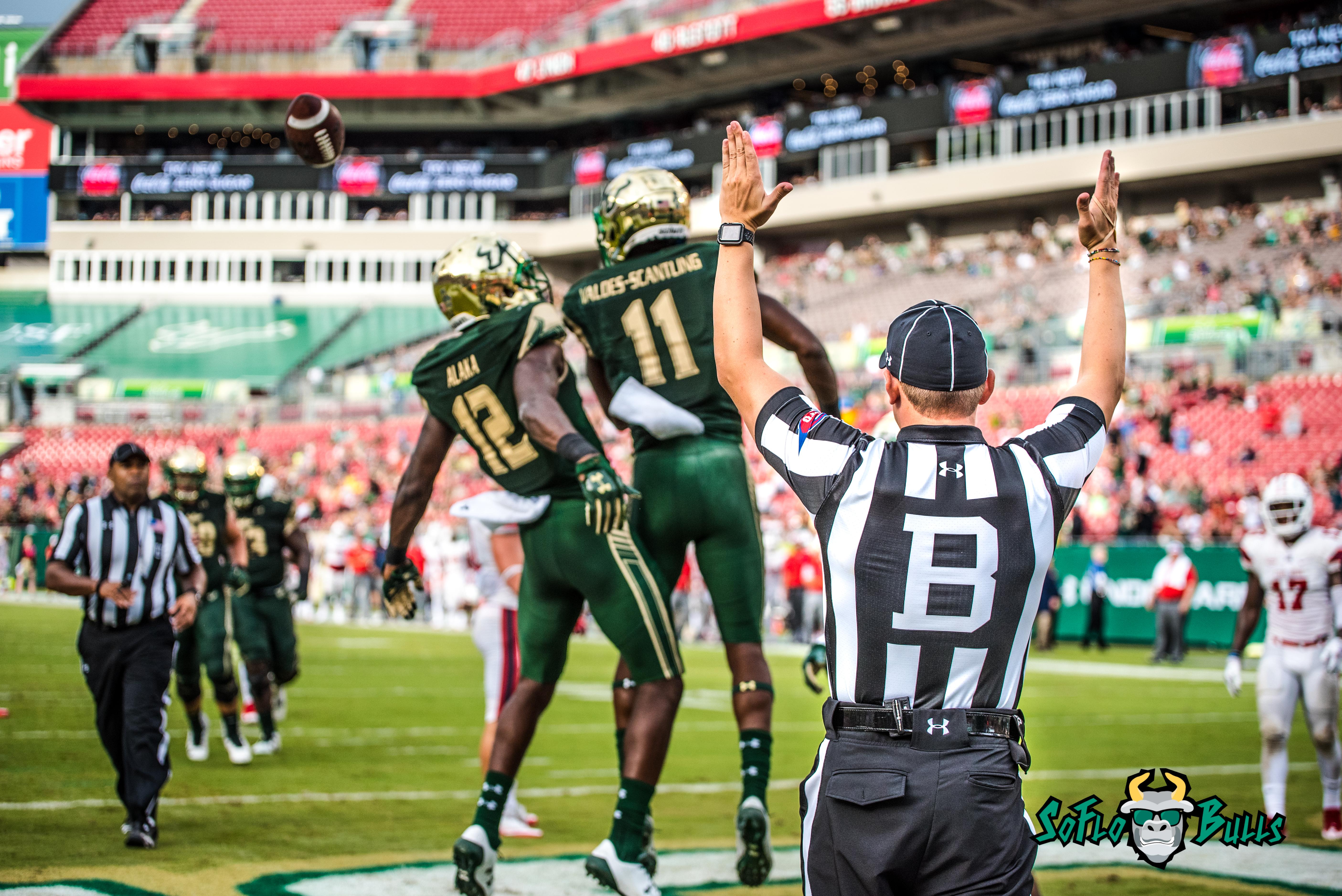 🎥 Stony Brook vs. South Florida Highlights 2017 | SoFloBulls.com