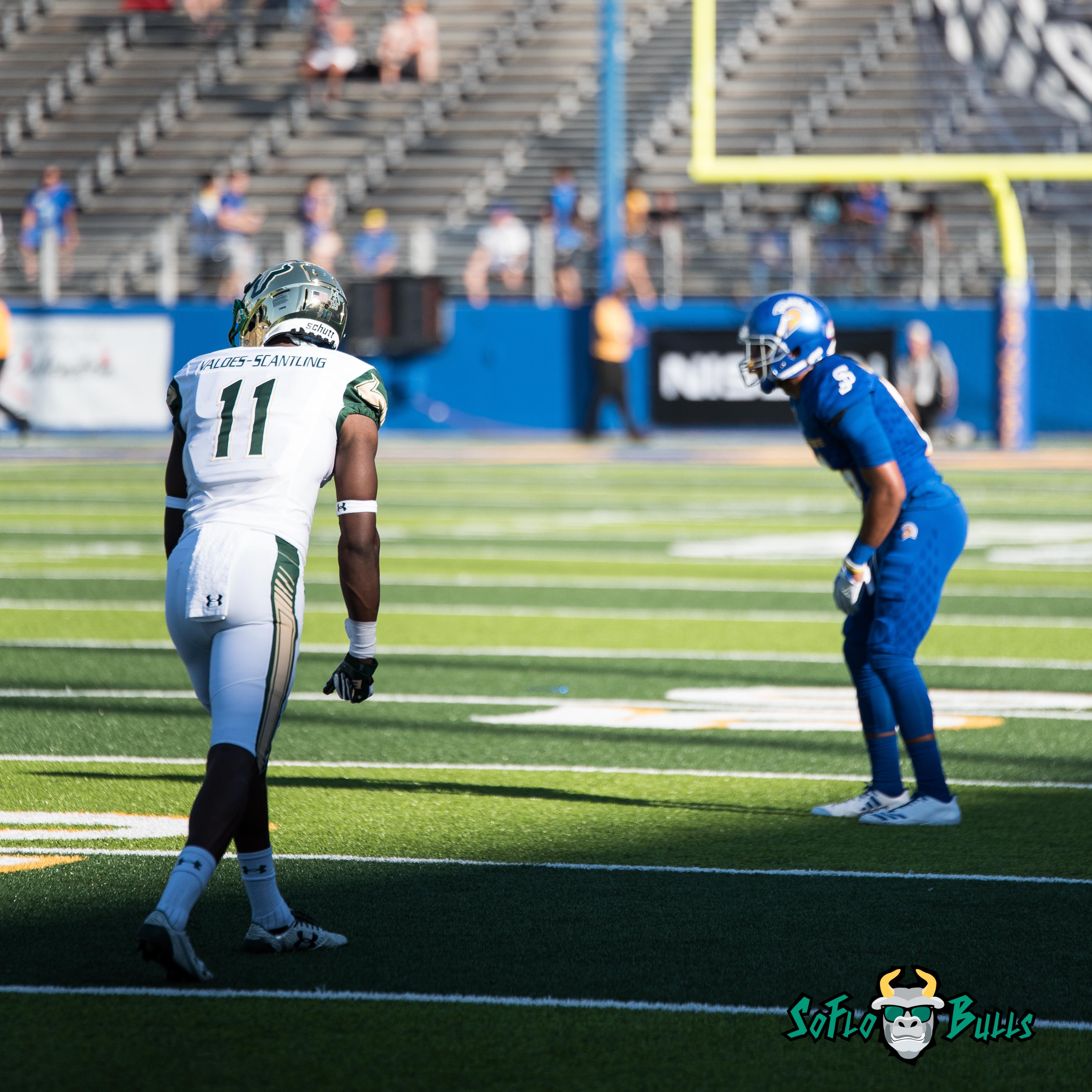 67 - USF vs. San Jose State 2017 - USF WR Marquez Valdes-Scantling by Dennis Akers | SoFloBulls.com (4016x4016)
