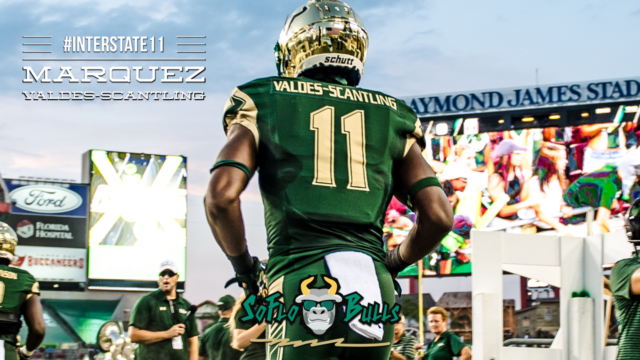 🎥 SoFloBulls.com 2017 USF Football Highlights Series: #Interstate11 WR Marquez Valdes-Scantling