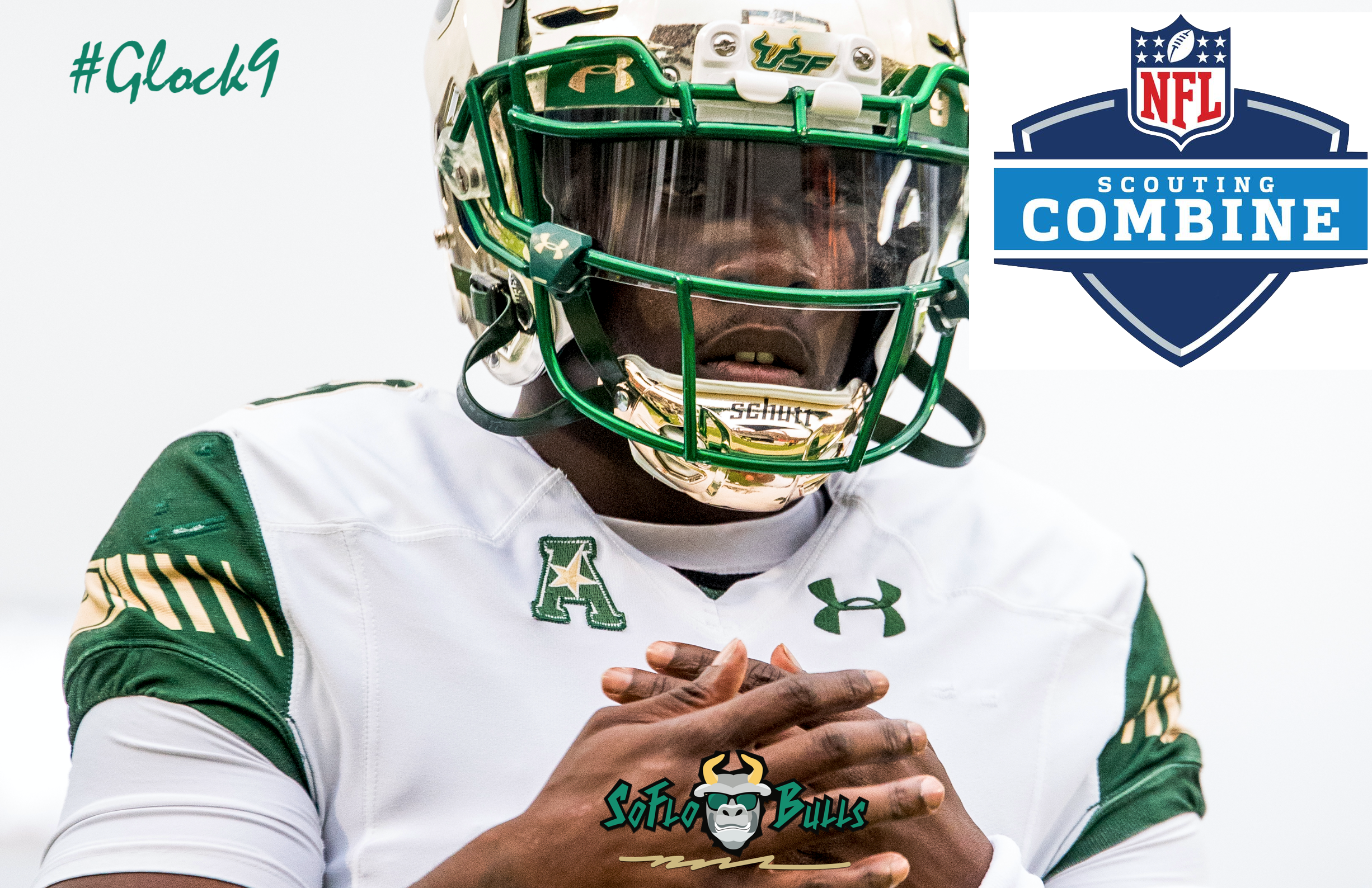 AUDIO: USF QB Quinton Flowers Talks Combine And Draft on 620WDAE | SoFloBulls.com